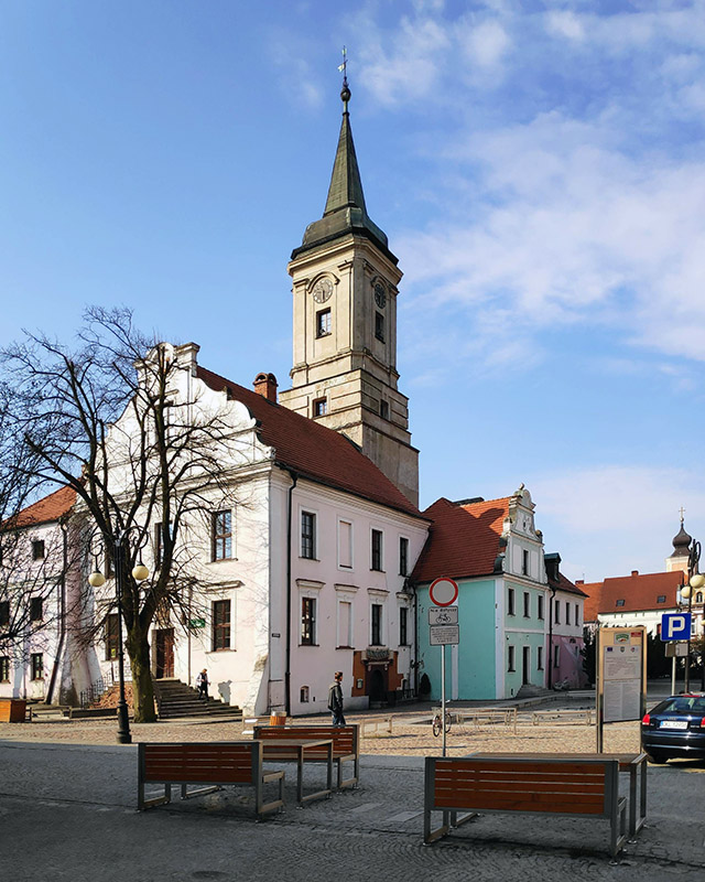 Byczyna - Rathaus 1